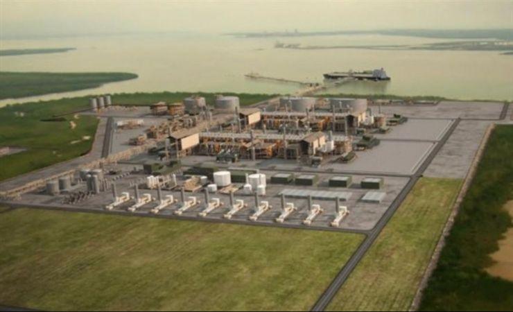 INPEX Darwin LNG Project